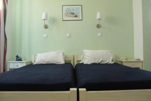 Alkion Studios, Apartmány  Naxos Chora - big - 10