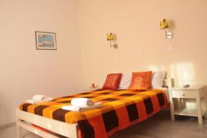 Alkion Studios, Apartmány  Naxos Chora - big - 6