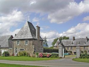 Gite Le Saint Anne, Holiday homes  Équilly - big - 3