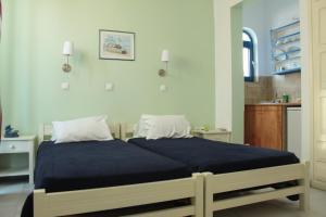 Alkion Studios, Apartmány  Naxos Chora - big - 14