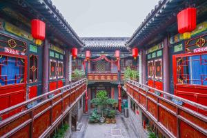Auberges de jeunesse - Auberge Pingyao Mingdeju