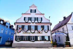 Gasthof und Hotel zum Hirsch - Jettingen-Scheppach