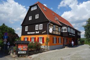 Ferienhaus Ostrauer Hof - Bad Schandau