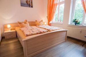 Villa Malve Wohnung 05, Ferienwohnungen  Bansin - big - 2