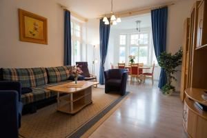 Villa Malve Wohnung 05, Ferienwohnungen  Bansin - big - 4