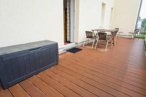 Villa Malve Wohnung 05, Ferienwohnungen  Bansin - big - 11