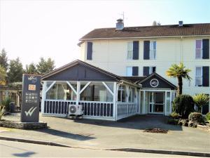 Hotel Wood Inn Bordeaux Aéroport