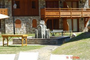 Le Mazot des 7 Laux - Apartment - Prapoutel