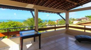 casa em Ponta Negra Natal RN Brasil - vista mar - Genipabu