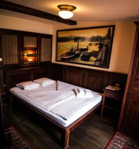 Boat Hotel Matylda.  Photo 7
