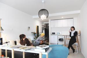 Tea Tree Apartment, Apartments  Beijing - big - 6