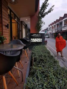 Villa Rassada Nakorn Lampang, Penzióny  Lampang - big - 29