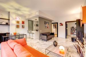 Charming flat up to Trastevere - abcRoma.com