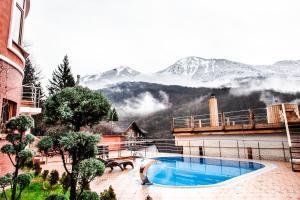 Alm Hotel - Krasnaya Polyana