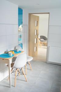 Turquoise Apartment