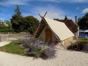 Location gîte, chambres d'hotes La Tente du Chercheur d'Or dans le département Aube 10