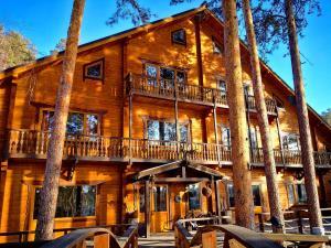 Chalet Turgoyak Guest House - Shamgulova