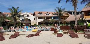Porto Antigo 2 BeachFront, Apartments  Santa Maria - big - 6