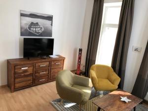 Villa Meeresgruss, Appartamenti  Ostseebad Sellin - big - 2