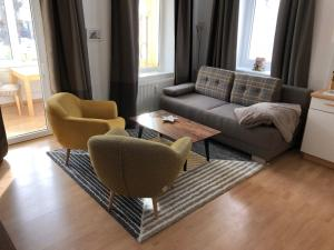 Villa Meeresgruss, Appartamenti  Ostseebad Sellin - big - 3