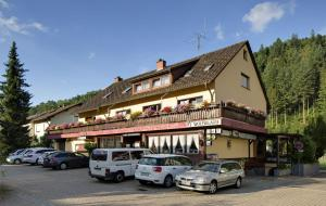 Restaurant Pension Wolfsklause - Hintertal