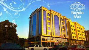 Rozaio Hotel, Отели  Джедда - big - 89