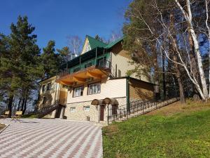 Гостиницы поселка Староабашево