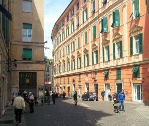 bilocale con balcone - AbcAlberghi.com