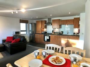 Queen Elizabeth Apartments, Appartamenti  Glasgow - big - 4