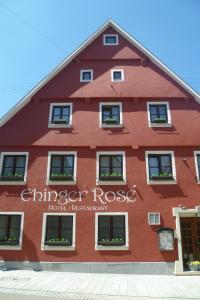 Hotel Ehinger Rose - Kirchen