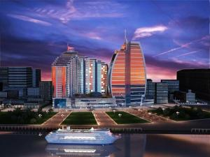 White City Baku-Park Azura - Chërnyy Gorod