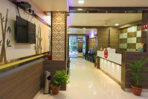 OYO 6646 Hotel Tanvi Grand, Szállodák  Visákhapatnam - big - 11