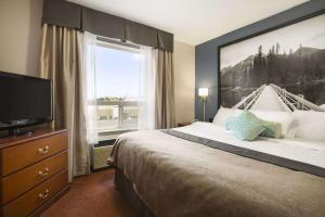 Super 8 by Wyndham Whitecourt, Hotely  Whitecourt - big - 19