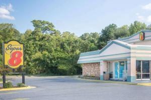 Super 8 by Wyndham Durham/University Area NC