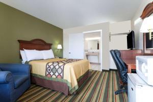 Super 8 by Wyndham Troy, Hotels  Troy - big - 22