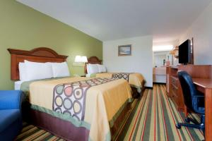Super 8 by Wyndham Troy, Hotels  Troy - big - 10