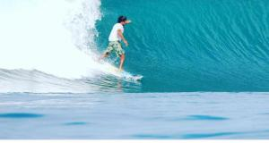 Surf Camp Joel Bungalows, Penziony – hostince  Lhonga - big - 17