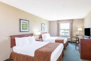 Super 8 by Wyndham Windsor NS, Hotels  Windsor - big - 19