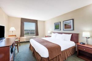 Super 8 by Wyndham Windsor NS, Hotels  Windsor - big - 14