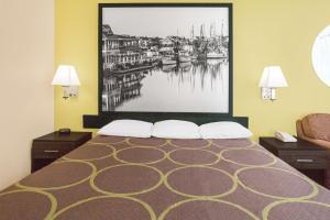 Super 8 by Wyndham Sumter, Мотели  Самтер - big - 20