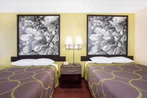Super 8 by Wyndham Sumter, Мотели  Самтер - big - 11