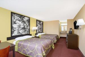Super 8 by Wyndham Sumter, Motel  Sumter - big - 9