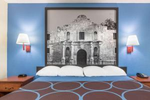 Super 8 by Wyndham San Antonio at I-10, Motels  San Antonio - big - 28