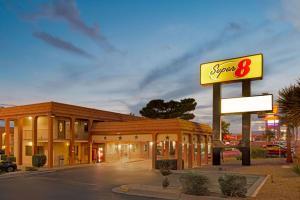 obrázek - Super 8 by Wyndham El Paso Airport