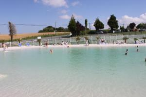 Camping Pen Guen, Kempingek  Saint-Cast-le-Guildo - big - 36