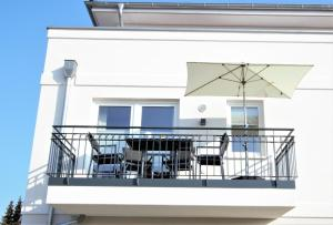 Ferienwohnungen Rosengarten, Апартаменты  Бёргеренде-Ретвиш - big - 275