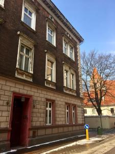 Old Town CENTER Św Krzyża Street