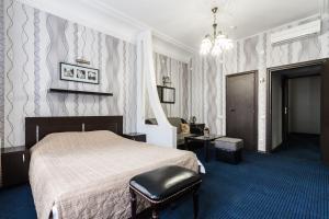 Аллюрия на Мытнинской, Отели  Санкт-Петербург - big - 95