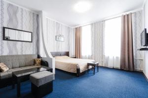 Аллюрия на Мытнинской, Отели  Санкт-Петербург - big - 74