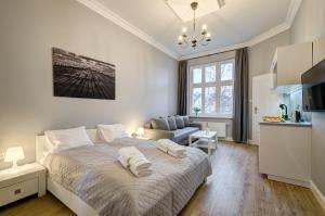 Dom House Apartments Podjazd Central Sopot